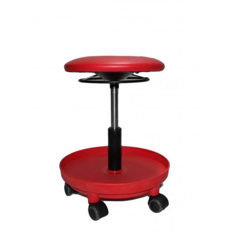 Taboret, stołek roboczy, taboret narzędziowy - TTS01-N1