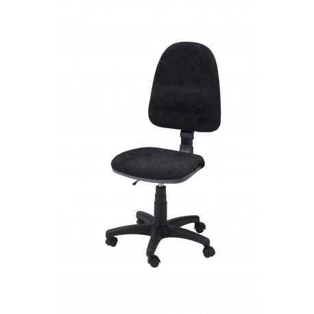 Obrotowe krzesło biurowe tapicerowane tkaniną - KTT01-A1