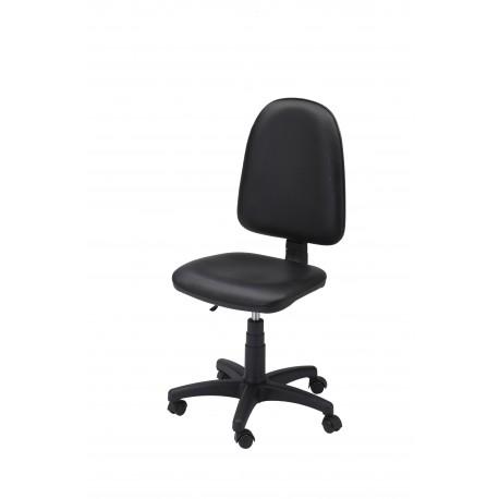 Krzesło obrotowe laboratoryjno biurowe tapicerowane zmywalną tkaniną - KTS01-A1